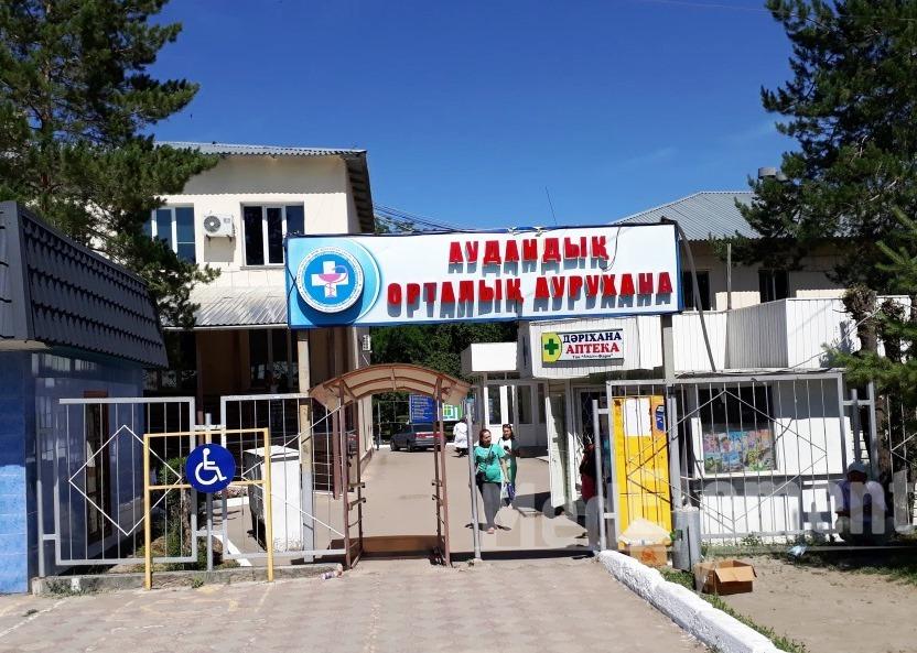 Жамбылская центральная районная больница, с. Узынагаш