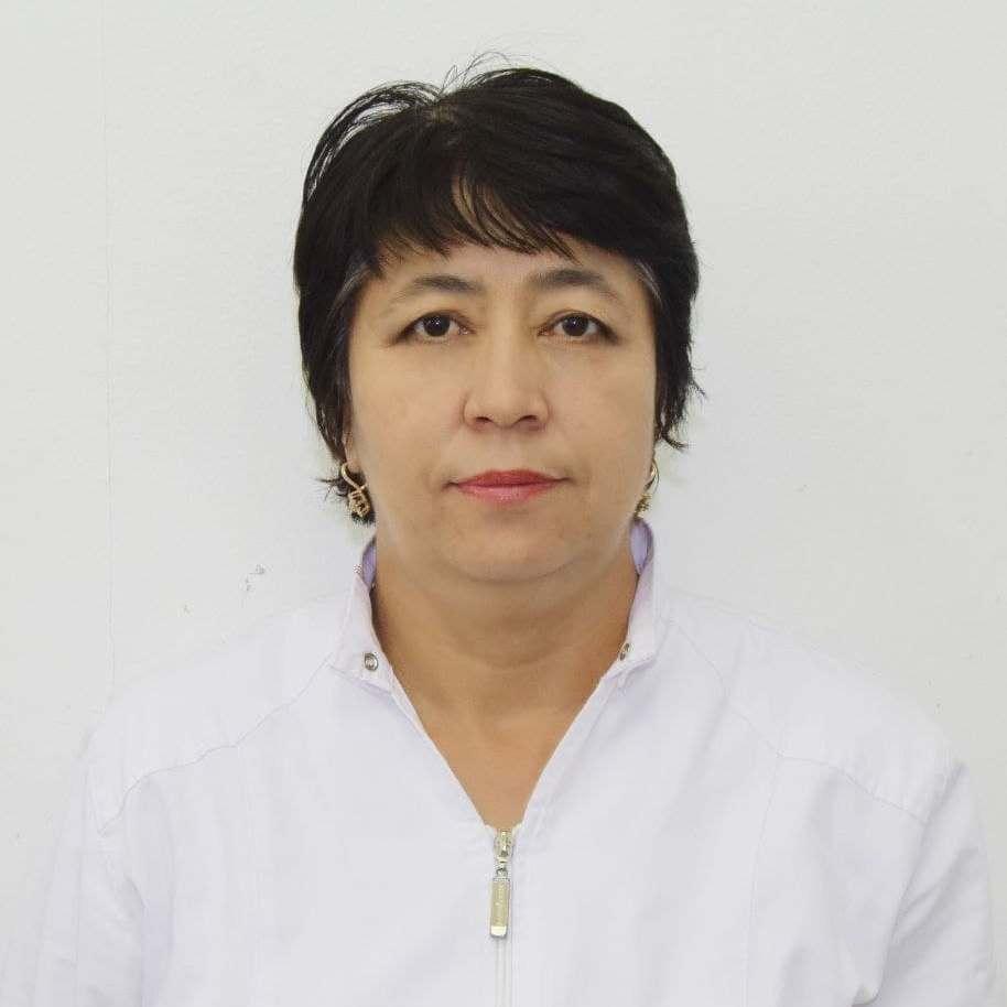Камаева Гулшат Амирдиновна