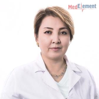 Султанова Жанат Умирзаковна