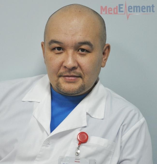 Тулегенов Жанбулат Маралович