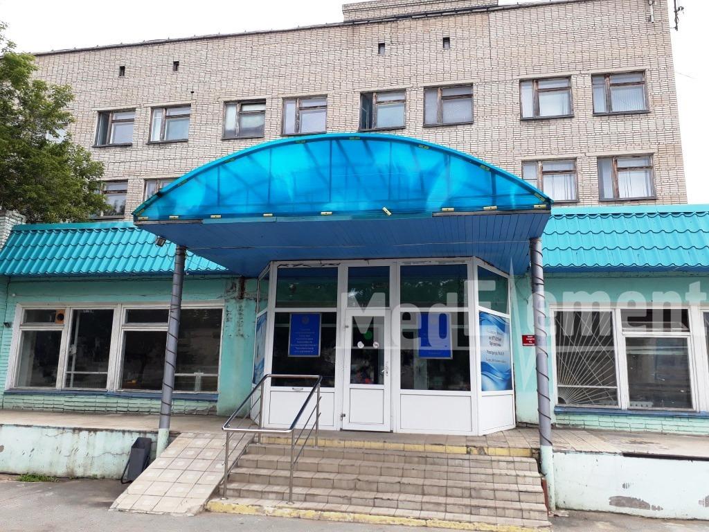 Костанайская железнодорожная больница