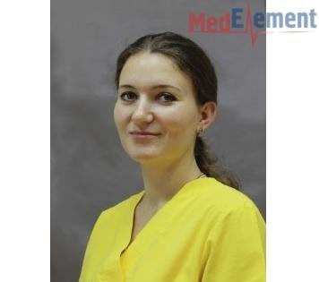 Бычковская Валентина Владимировна