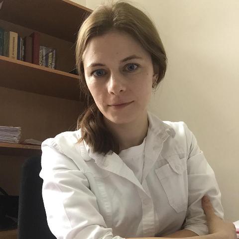 Каменская Анастасия Николаевна