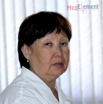 Бекешева Зауреш Рахимжановна