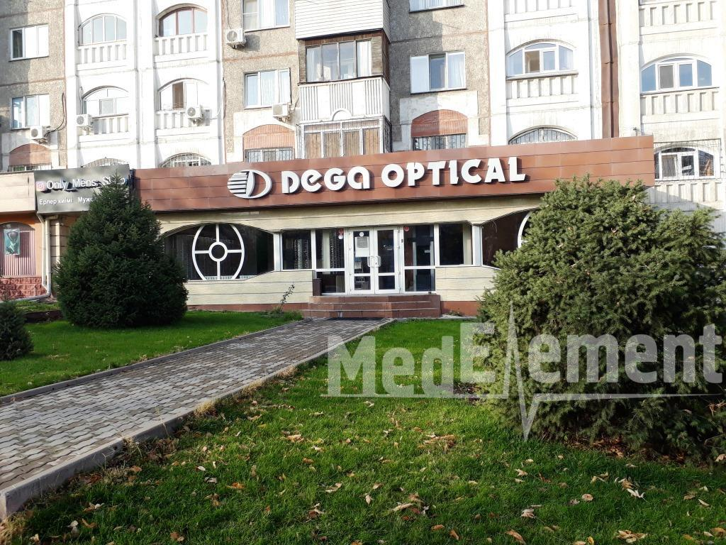 "Оптика ""DEGA OPTICAL"" на Ауэзова"