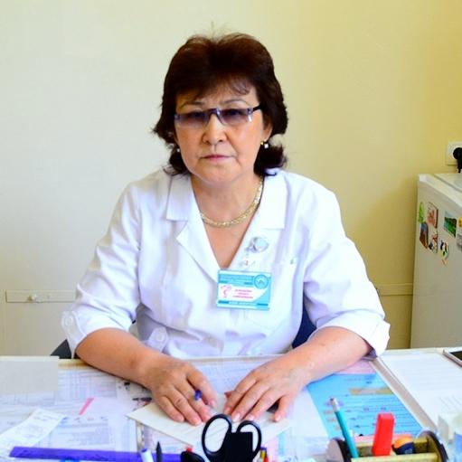 Дуйсенова Улсара Алихановна