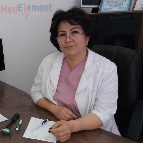 Gazixodjaeva Muattar Shavkatovna