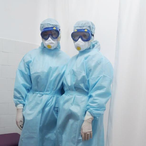 Масштабные учения по коронавирусной инфекции