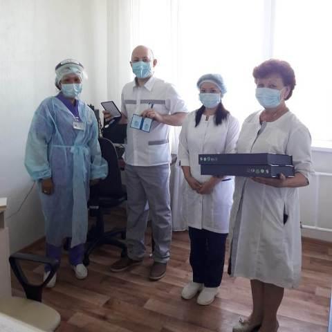 Какой сюрприз сделал главный врач Городской больницы №4 своему коллективу? Давайте узнаем!
