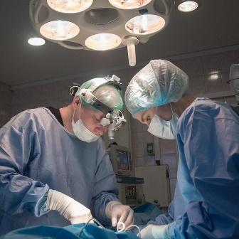Проведение онкологических операций
