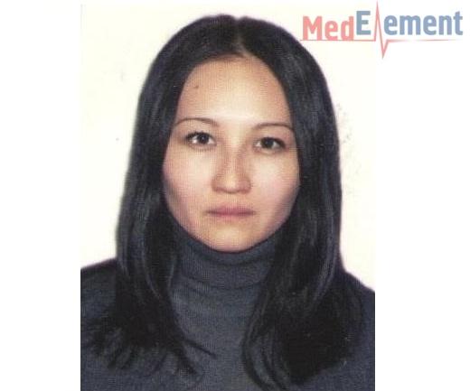 Бекенова Ляйля Маратовна
