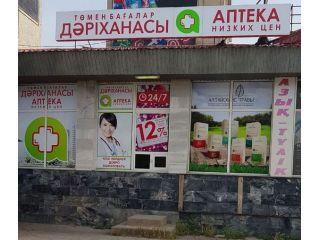 """""""НИК ФАРМА"""" дәріханасы (Тамерлан тас жолы)"""