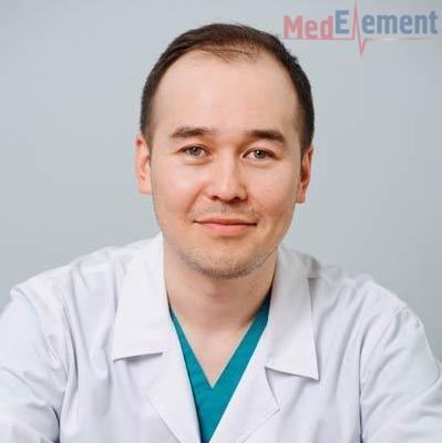 Тумарбеков Махмет Канышевич