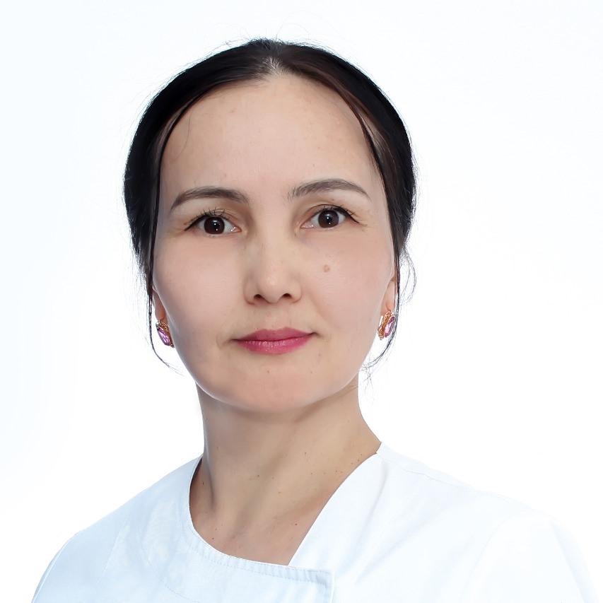 Новый врач - проктолог Илимова Алия Карсыбаевна