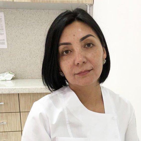 Новый врач-гинеколог Саидова Рано Хайдаровна