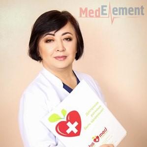 Байдулатова Айгуль Есенгельдиевна