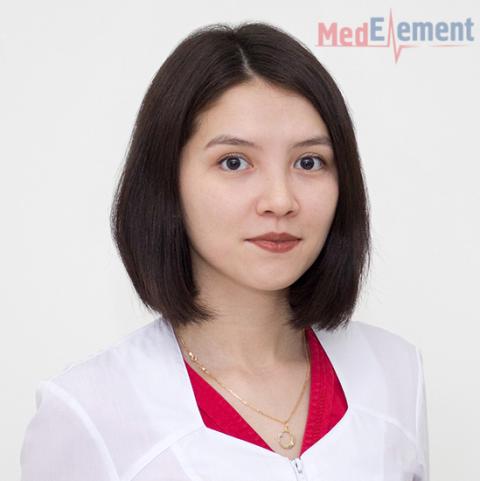 Саитмаметова Элина Азатовна