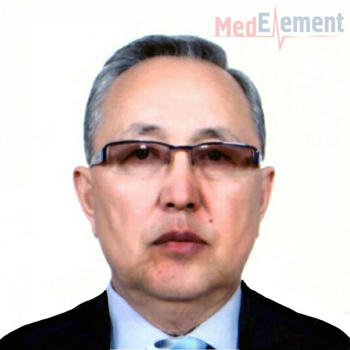 Шакиров Максут Толеуович