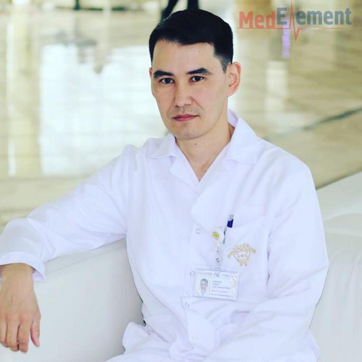 Камиев Ринат Токтажанович