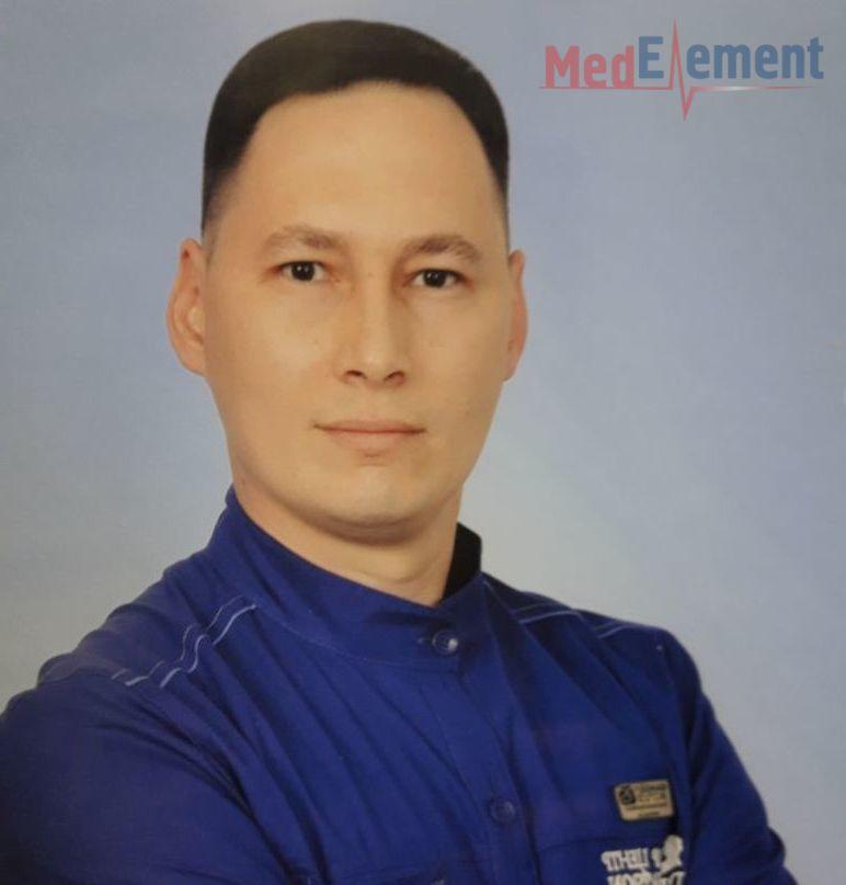 Бикбаев Ринат Муратович