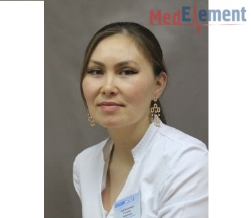 Дербисалинова Гульшат Ахметовна