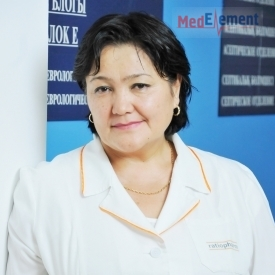 Калиаскарова Кульпаш Сагындыковна