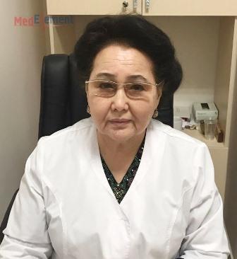 Гидибаева Светлана Ануарбековна