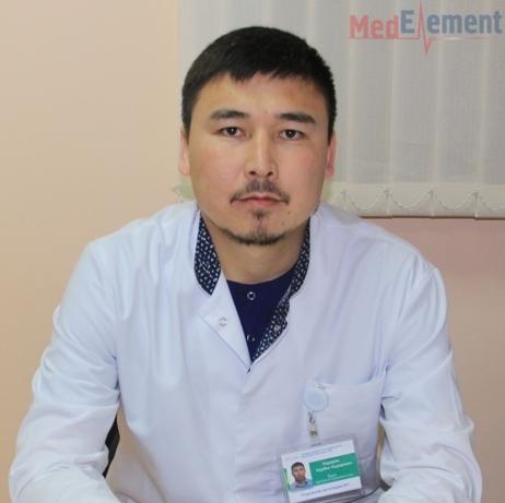 Надиров Нурбек Надирович
