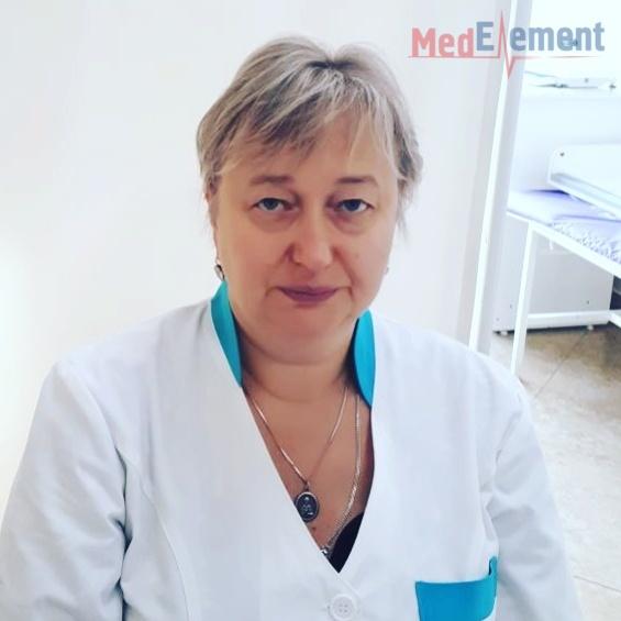 Фролова Марина Юрьевна