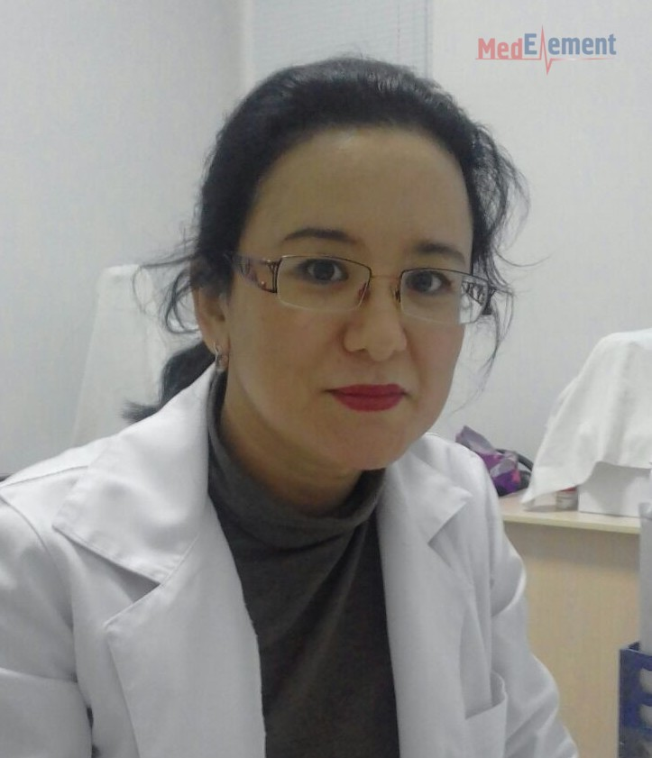Маралбаева Айгуль Шаяхметовна