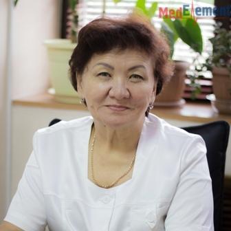 Ниязова Ляззат Барибаевна