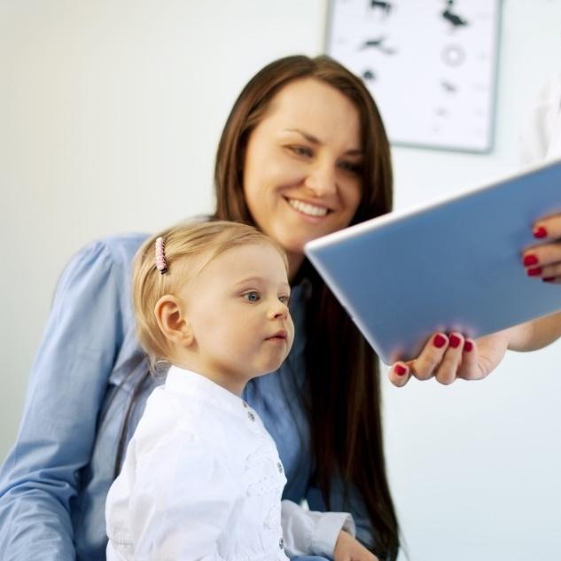 Профосмотр детей старше 1 года - от 9 000 тг