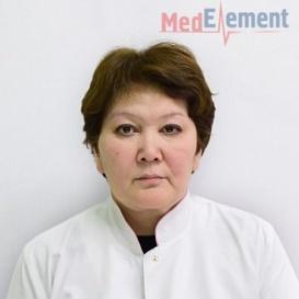 Нуркасимова Гульнара Акаевна