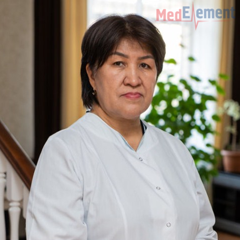 Мирзабаева Гулайда Торекуловна