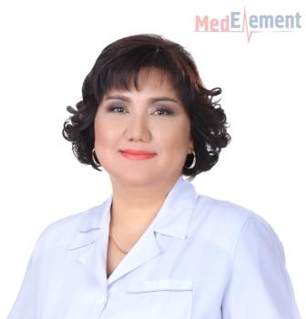 Бекетаева Гульдана Куандыковна