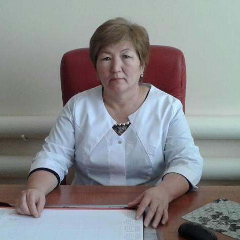 Маханбетова Аманкуль Отегеновна