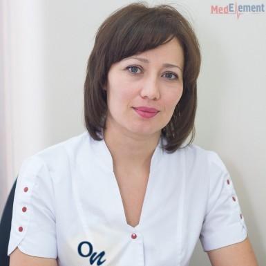 Хайбулина Нурия Ильясовна