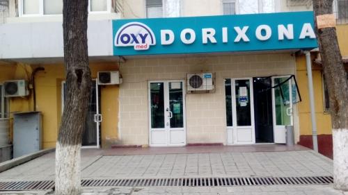 """Аптека """"OXY MED"""" на ул Б.ипак йули 60"""