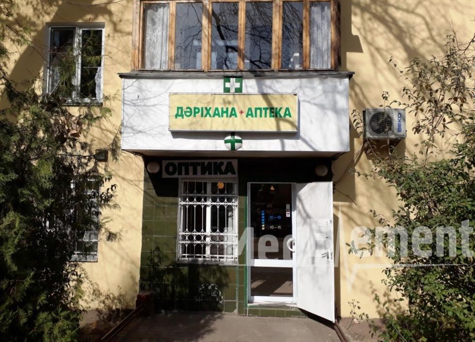 Аптека в мкр 10А, д. 12
