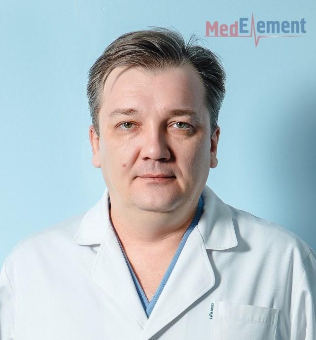 Колесников Григорий Сергеевич