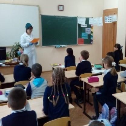 Школьникам о кори