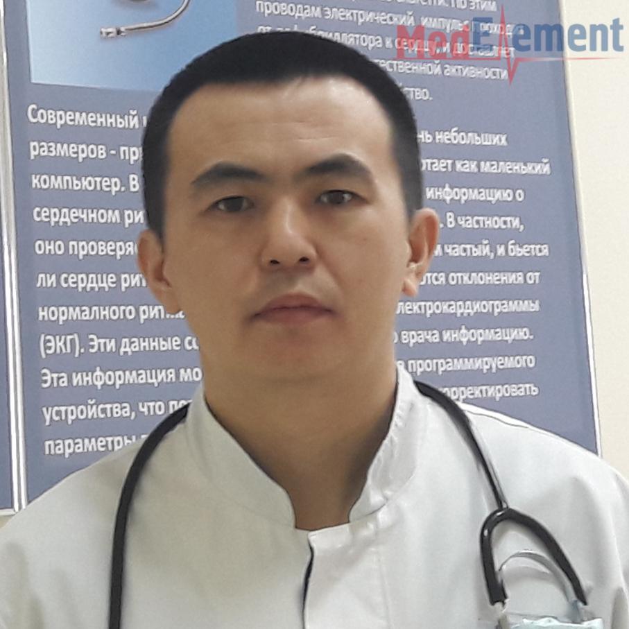 Багланов Елжан Мухтарович