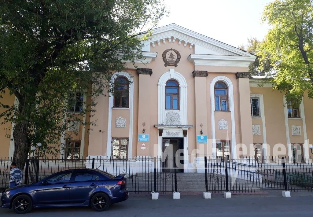 Карагандинский областной наркологический диспансер (отделение г. Темиртау)