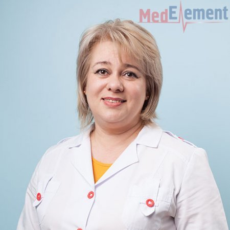 Гейнц Элеонора Александровна