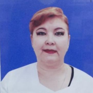Алиева Жамиля Каплановна