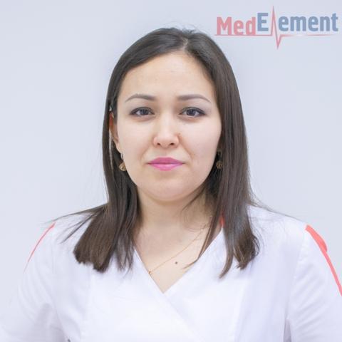 Турешова Акбаян Буриевна