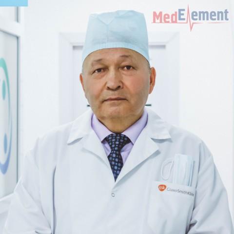 Жанузаков Мурат Ахметович