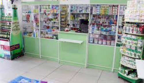 """Аптека """"MPO"""" №1"""