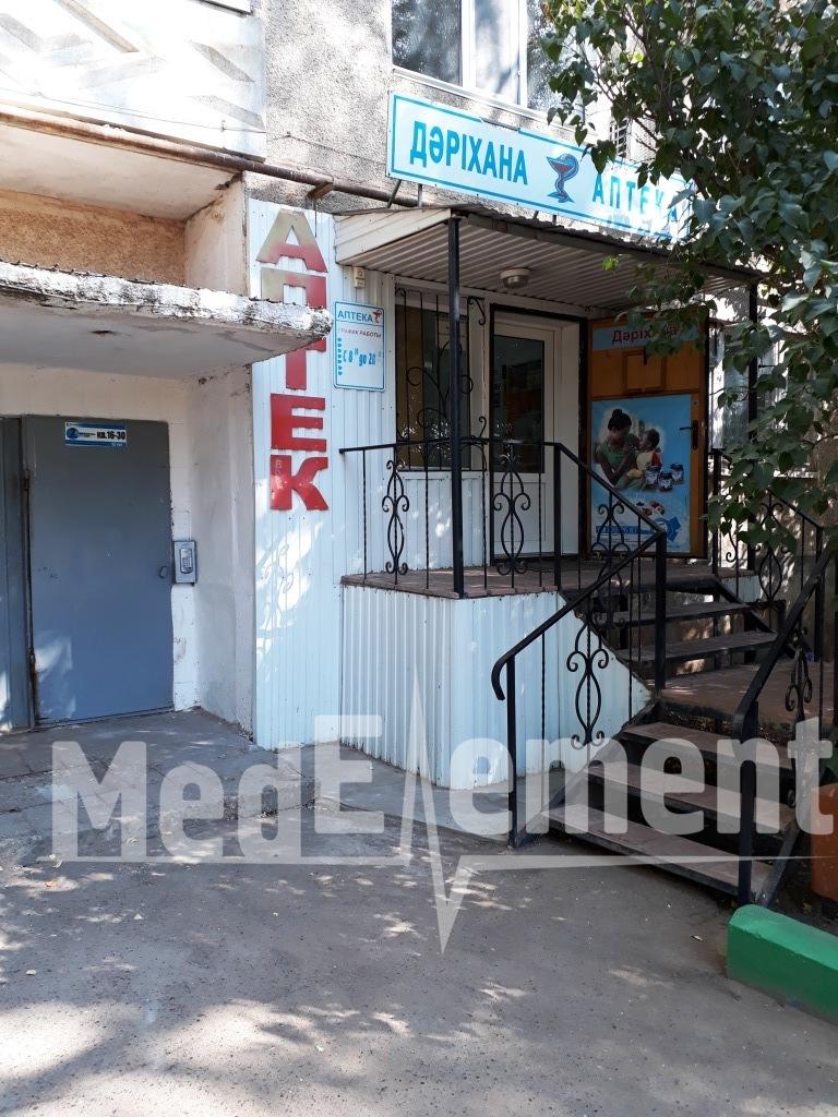 Аптека в мкр Строитель, д. 39