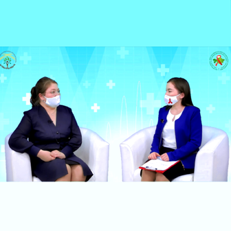Центр СПИД в телестудии НЦОЗ МЗ РК города Нур-Султан